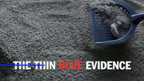 The Thin Blue Evidence